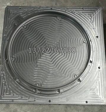 圆井圈模具